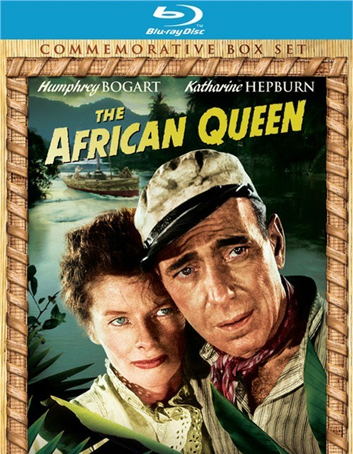 African Queen, The: Commemorative Box Set