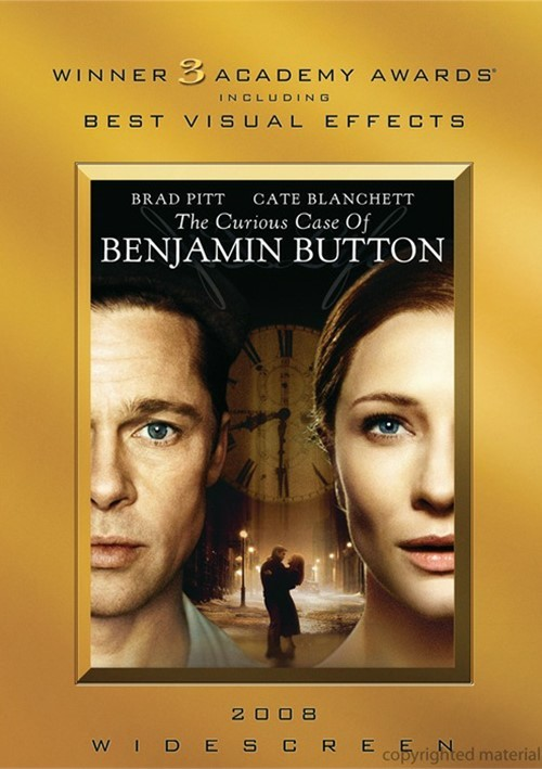 Curious Case Of Benjamin Button, The (Academy Awards O-Sleeve)