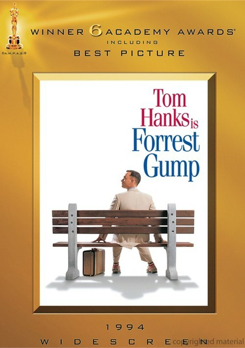 Forrest Gump: Special Collectors Edition (Academy Awards O-Sleeve)