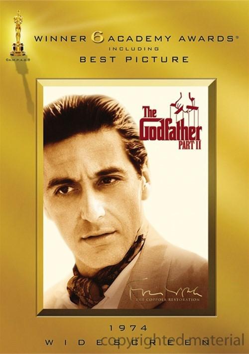 Godfather, The: Part II - The Coppola Restoration (Academy Awards O-Sleeve)