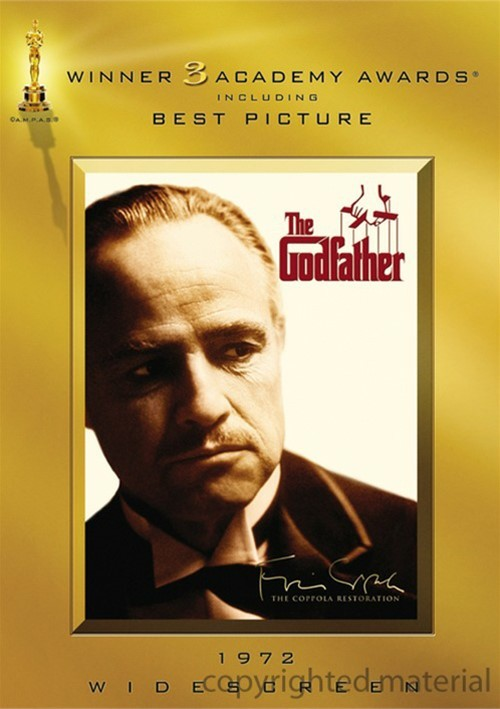 Godfather, The: The Coppola Restoration (Academy Awards O-Sleeve)