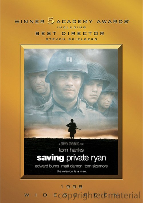 Saving Private Ryan: Special Limited Edition (Academy Awards O-Sleeve)