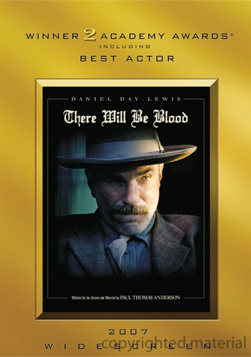 There Will Be Blood (Academy Awards O-Sleeve)