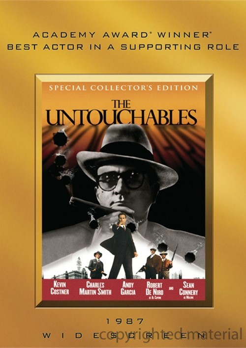 Untouchables, The: Special Collectors Edition (Academy Awards O-Sleeve)