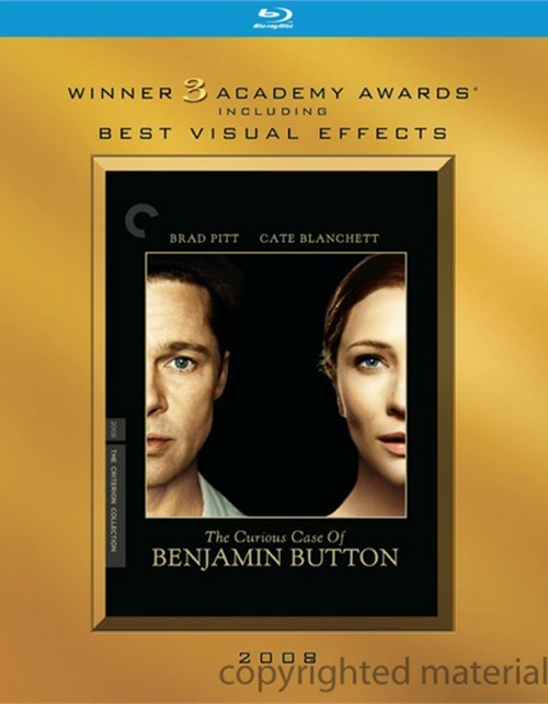 Curious Case Of Benjamin Button, The: The Criterion Collection (Academy Awards O-Sleeve)