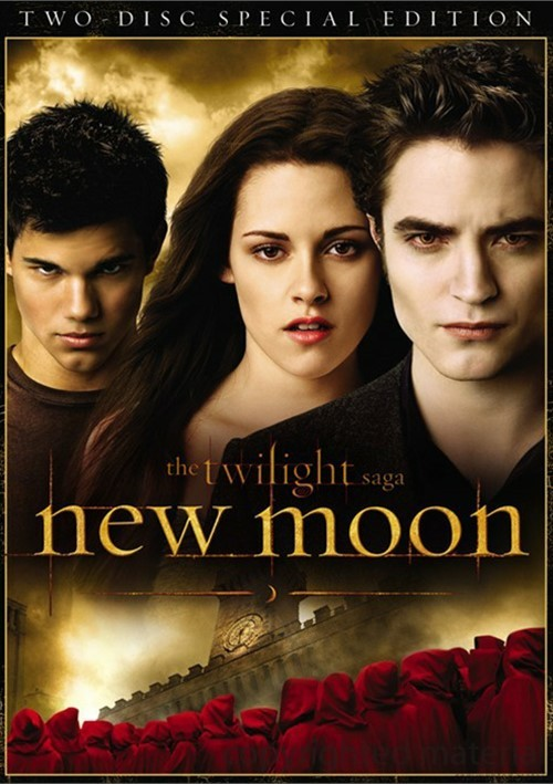 Twilight Saga, The: New Moon - Two Disc Special Edition
