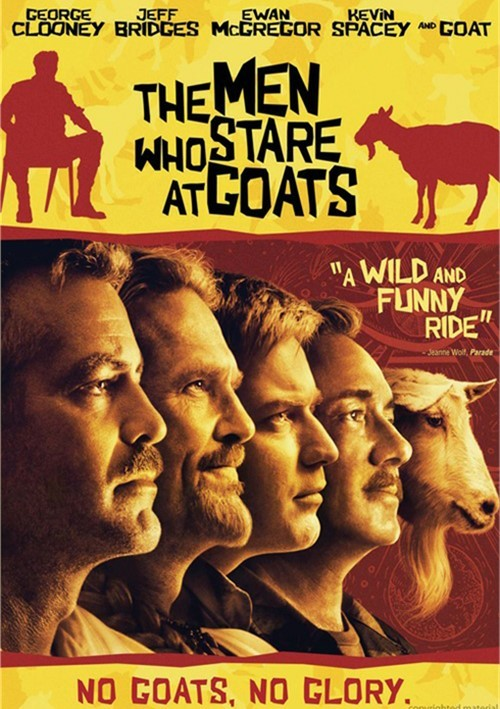 Men Who Stare At Goats, The