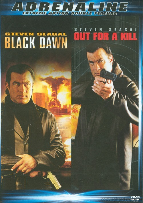 Black Dawn / Out For A Kill (Double Feature)