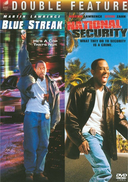 Blue Streak / National Security (Double Feature)