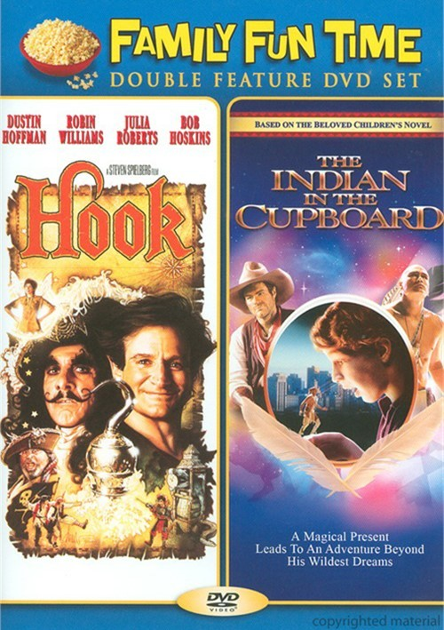 Hook / Indian In The Cupboard (Double Feature)