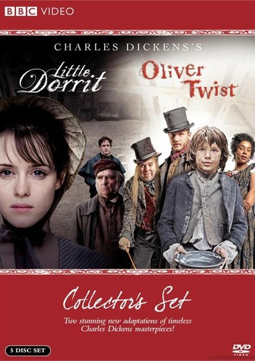 Little Dorrit / Oliver Twist (Double Feature)