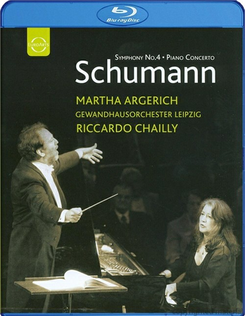 Schumann: Martha Argerich & Riccardo Chailly