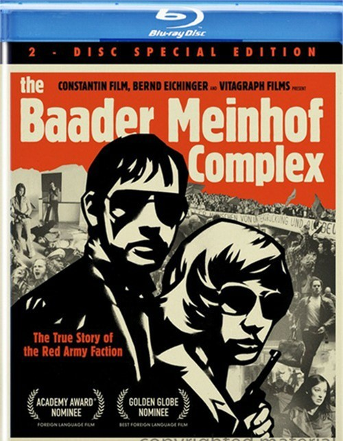 Baader Meinhof Complex, The: 2 Disc Special Edition