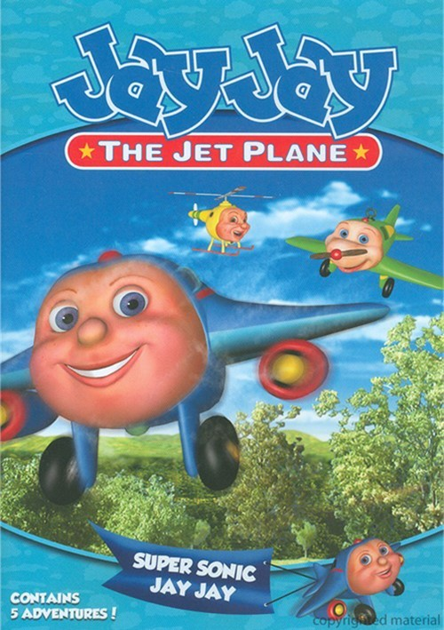 Jay Jay The Jet Plane: Super Sonic Jay Jay