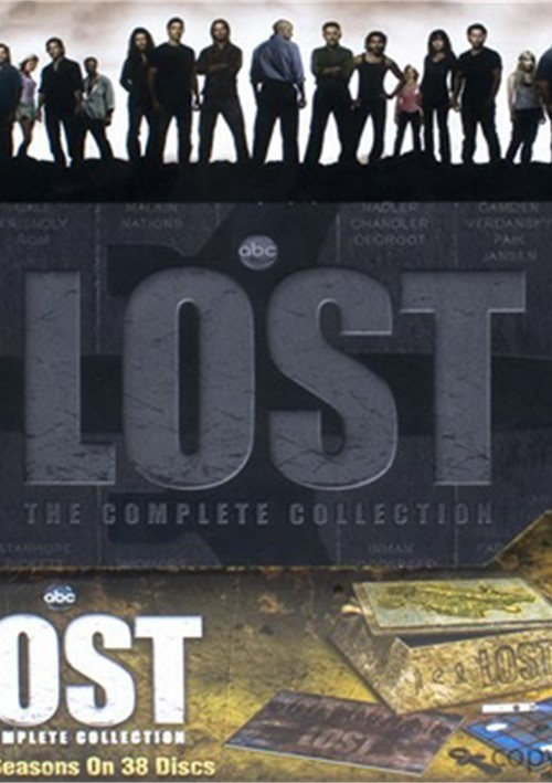 Lost: The Complete Collection