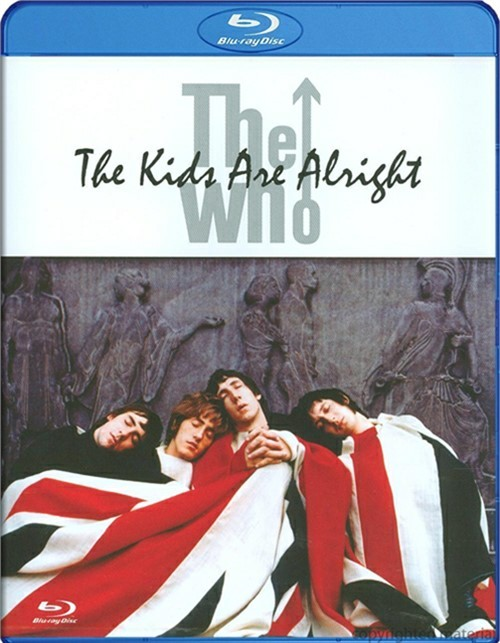 Who, The: The Kids Are Alright