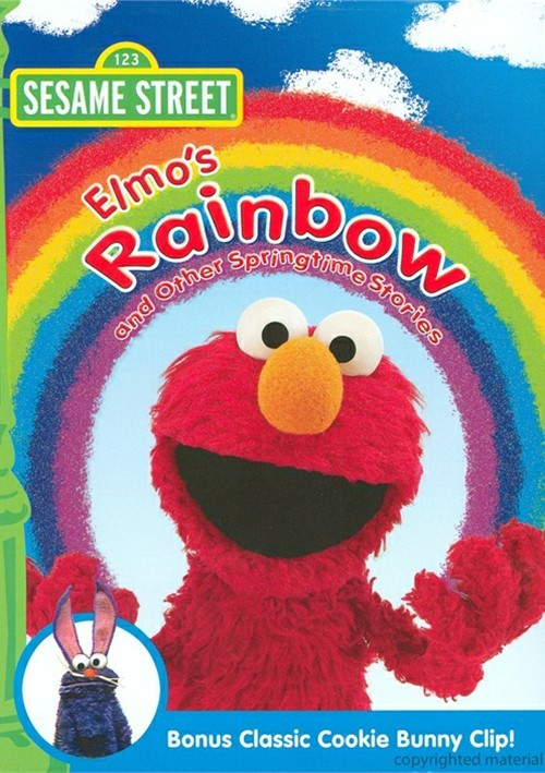 Elmos Rainbow & Other Springtime Stories