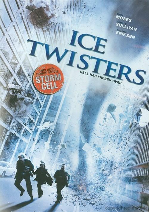 Ice Twisters (With Storm Cell Bonus Film)