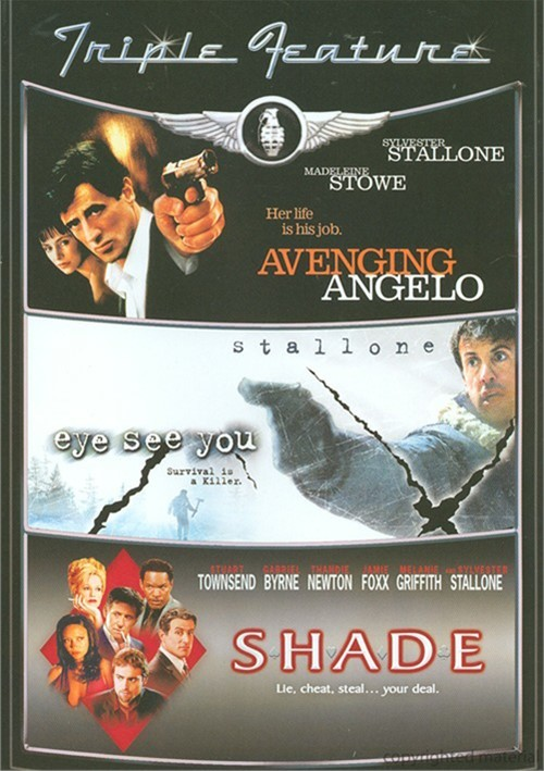 Sylvester Stallone (Triple Feature)