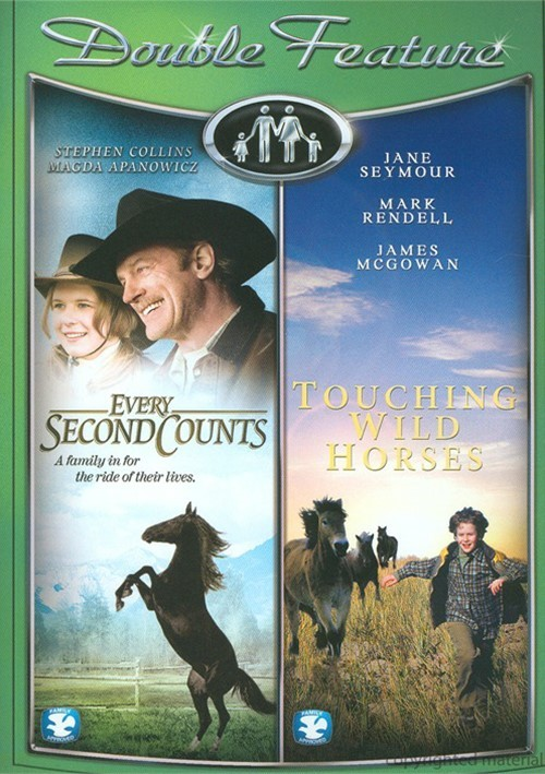 Every Second Counts / Touching Wild Horses (Double Feature)