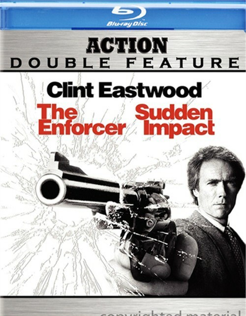 Enf-rcer, The / Sudden Impact (Double Feature)
