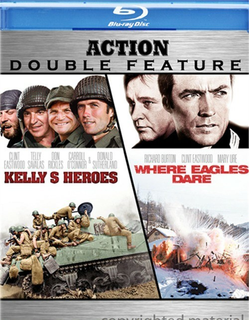 Kellys Heroes / Where Eagles Dare (Double Feature)