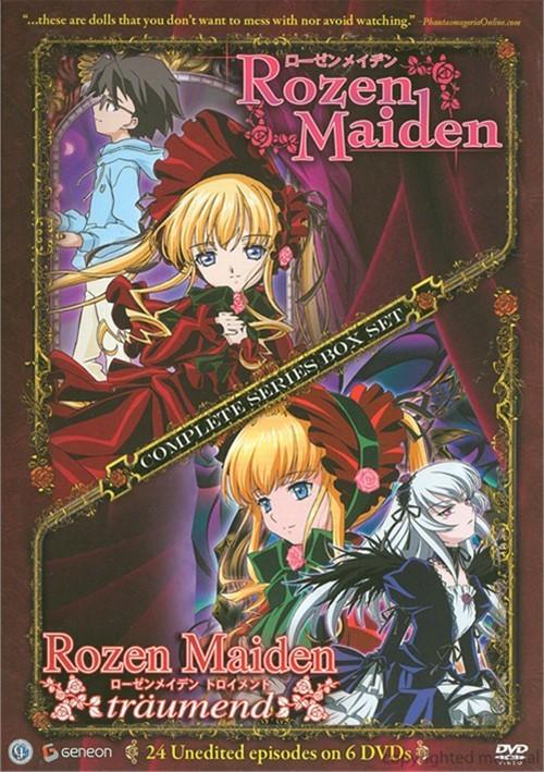 Rozen Maiden: Complete Series Box Set