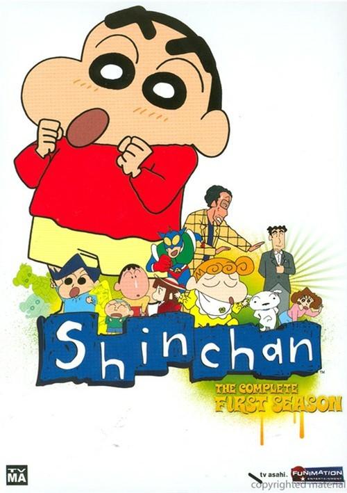 Shin Chan: The Complete First Season