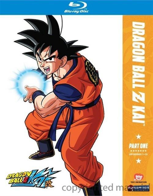 Dragon Ball Z Kai: Part 1
