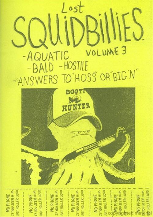 Squidbillies: Volume Three