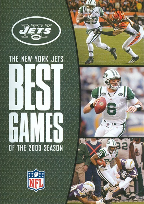 NFL The New York Jets Best Games Of The 2009 Season