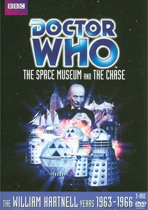 Doctor Who: The Space Museum And The Chase