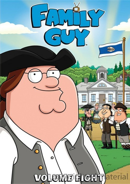 Family Guy: Volume 8