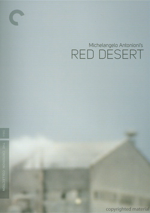 Red Desert: The Criterion Collection