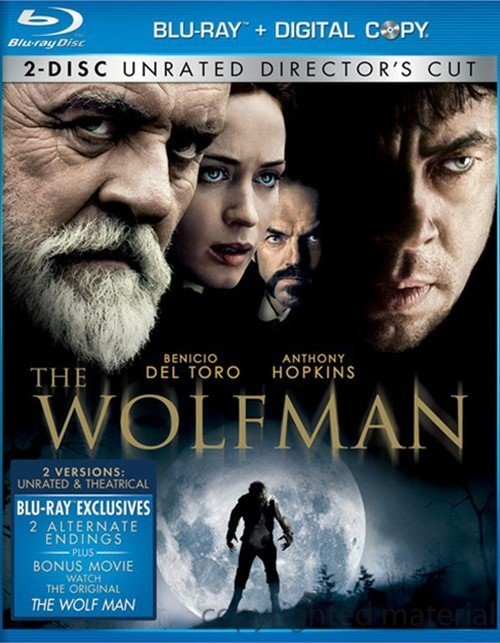 Wolfman, The: Unrated Directors Cut