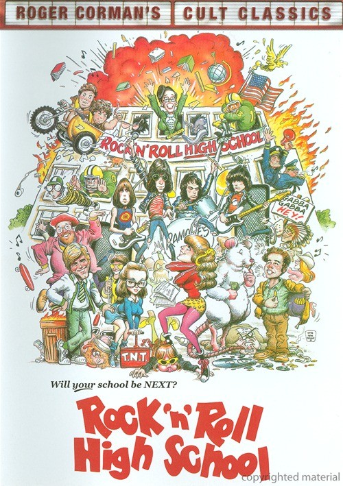 Rock N Roll High School