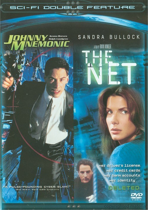 Net, The / Johnny Mnemonic (Double Feature)