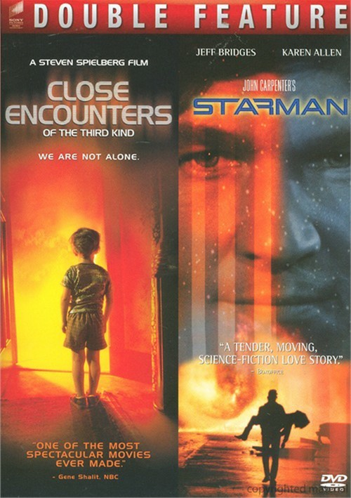 Close Encounters Of The Third Kind / Starman (Double Feature)