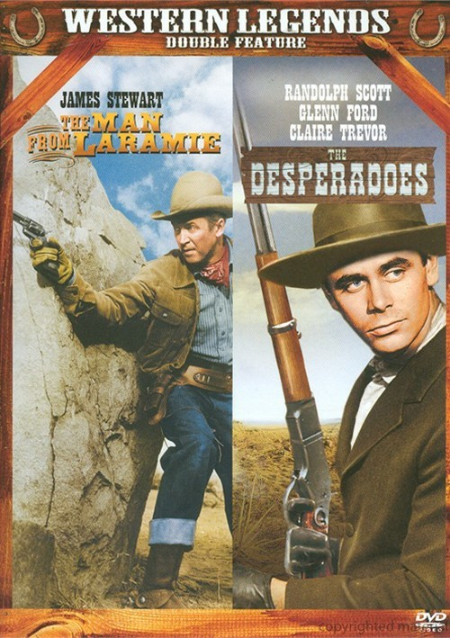 Man From Laramie, The / The Desperadoes (Double Features)