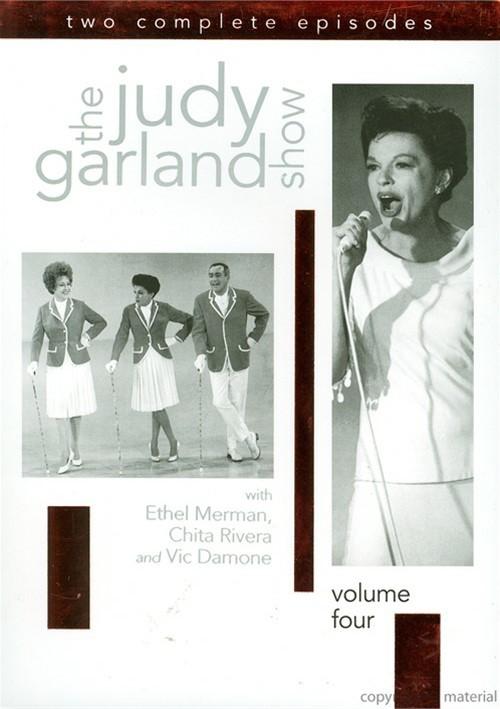 Judy Garland Show, The: Vol. 4