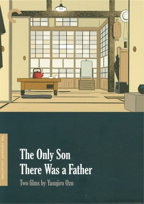 Only Son, The / There Was A Father: Two Films By Yasujiro Ozu - The Criterion Collection