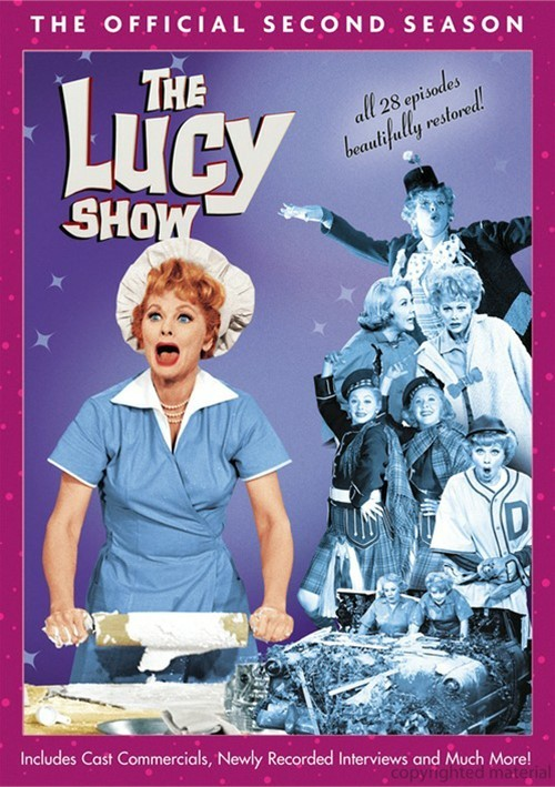 Lucy Show, The: The Official Second Season