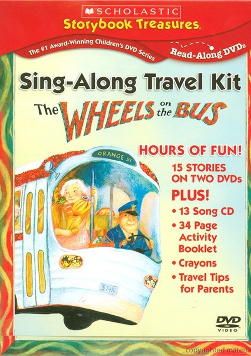 Wheels On The Bus Sing-Along Travel Kit, The