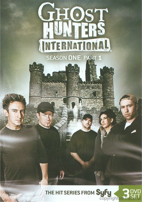 Ghost Hunters International: Season One - Part 1