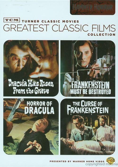 Greatest Classic Films: Hammer Horror