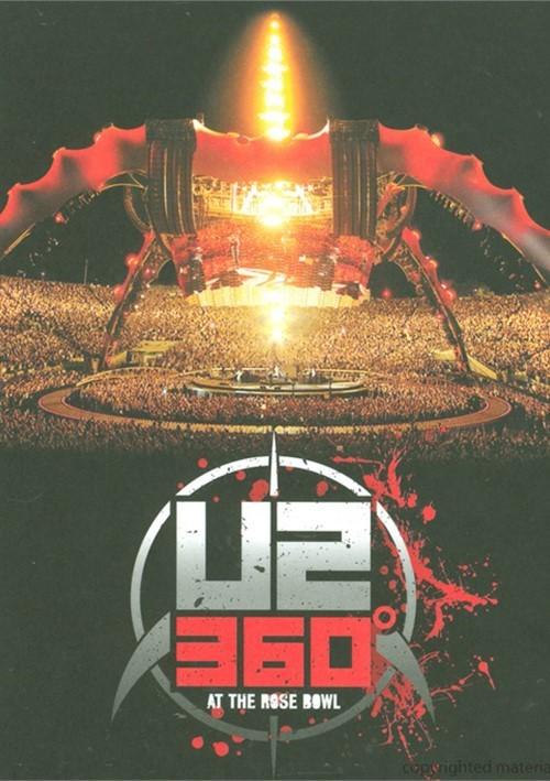 U2: 360 At The Rose Bowl