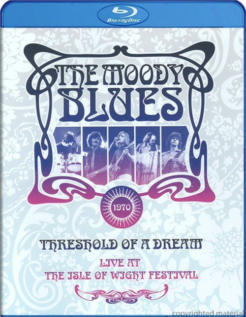Moody Blues, The: Live At The Isle Of Wight Festival