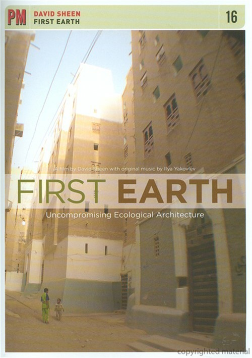 David Sheen: First Earth - Uncompromising Ecological Architecture