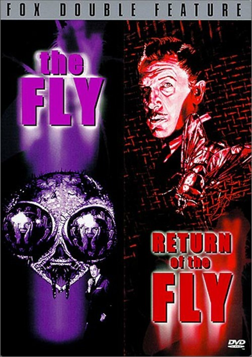 Fly, The (1958)/ Return Of The Fly (1959)