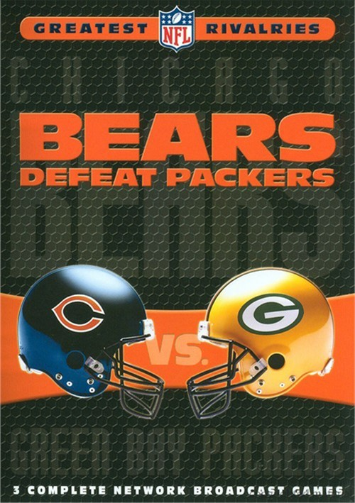 NFLs Greatest Rivalries: Bears Defeat Packers